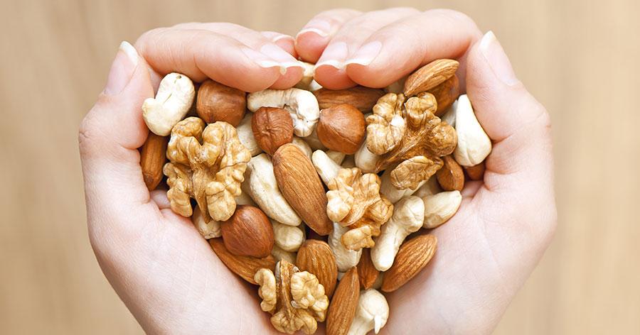 ถั่วเปลือกแข็ง (Nut)
